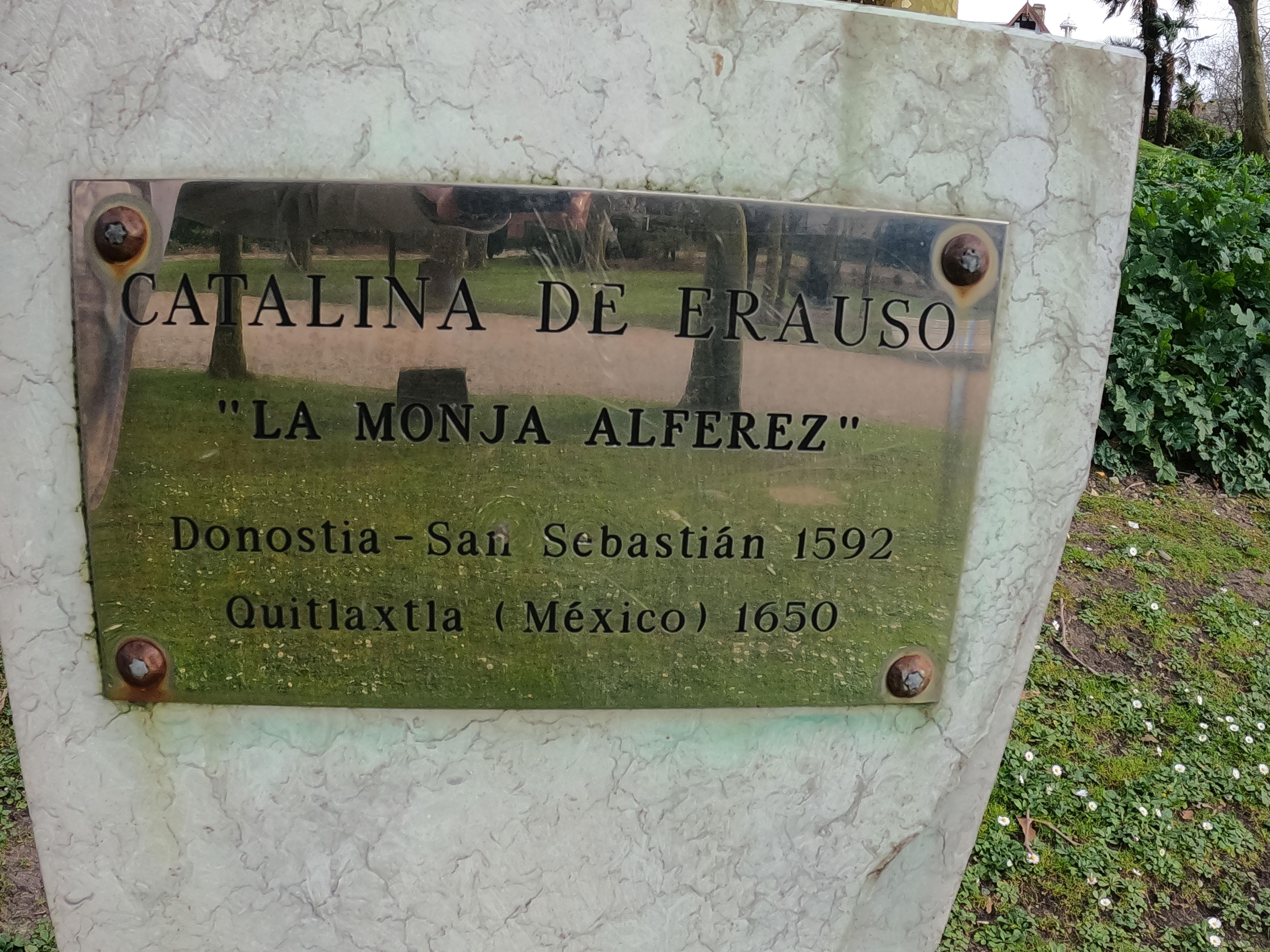 Catalina de Erauso