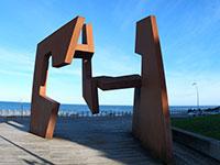 Escultura de Jorge Oteiza Embil / CONSTRUCCIÓN VACÍA