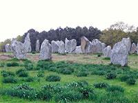 Estación megalítica Carnac